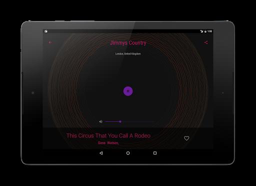 Radioverse - Internet Radio screenshot 18