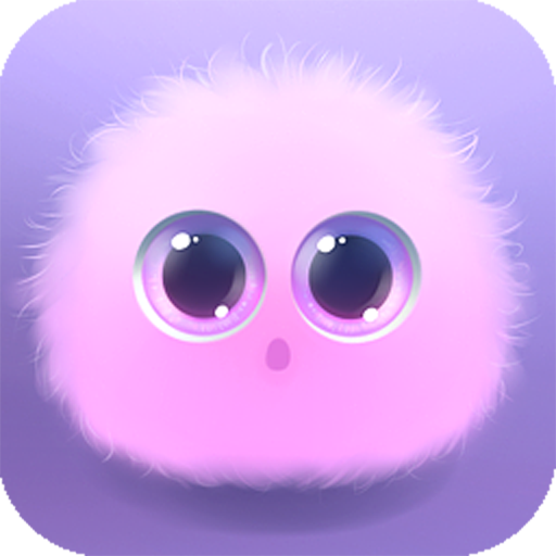 Fluffy Bubble Live Wallpaper أيقونة