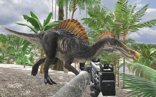 🦖DINOSAUR HUNTER: SURVIVAL GAME 5 تصوير الشاشة