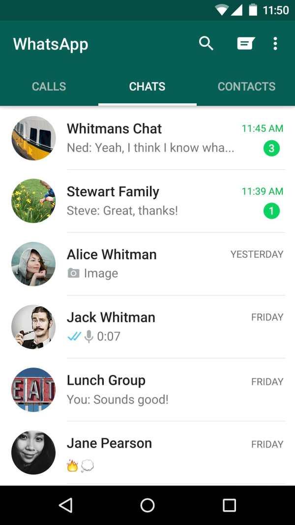 WhatsApp Messenger screenshot 6