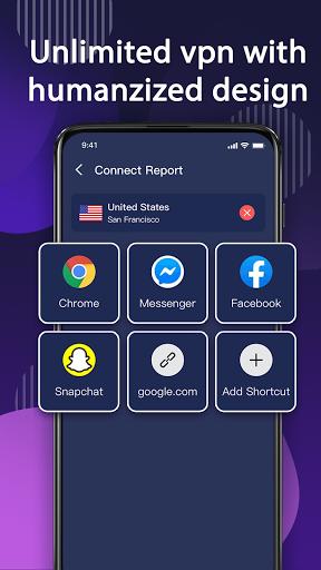 NightOwl VPN PRO - Fast , Free, Unlimited, Secure screenshot 5