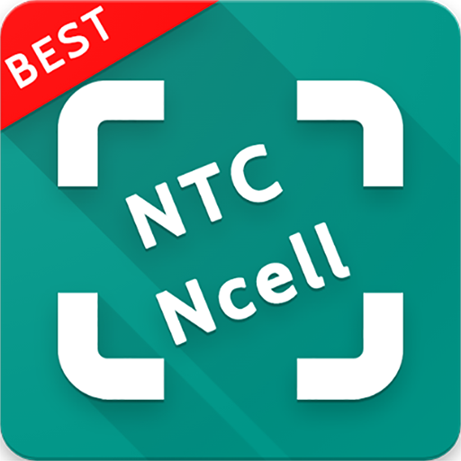 BEST Recharge Card Scanner NTC & Ncell icon