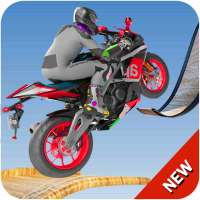 Extreme GT Bike Stunts: Mega Ramp Racing Game on 9Apps