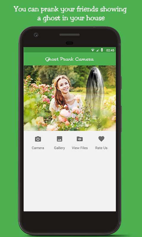 Ghost Prank Camera screenshot 3