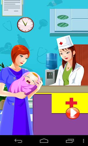 Baby Doctor Office Clinic screenshot 8