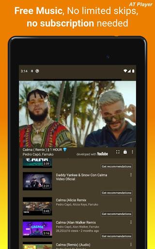 Free Music Downloader Download MP3. YouTube Player screenshot 12