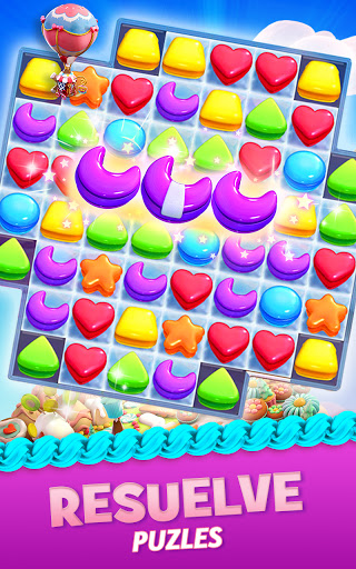 Cookie Jam Blast™ juego de combinación de dulces screenshot 1