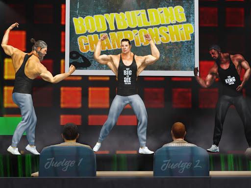 GYM Fighting Games: Bodybuilder Trainer Fight PRO screenshot 8