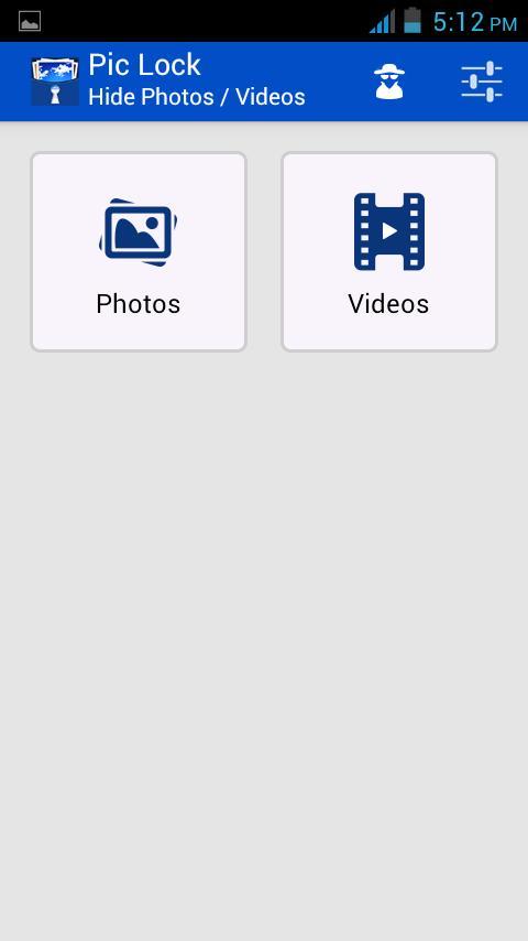 Pic Lock- Hide Photos & Videos screenshot 3