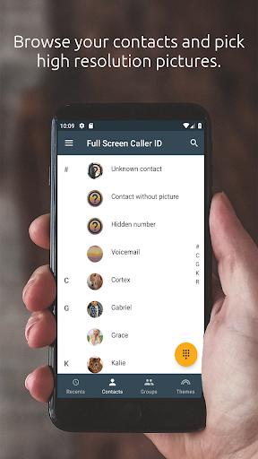 Full Screen Caller ID screenshot 2