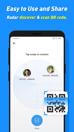 SHARE Lite - Share & File Transfer App, Share it स्क्रीनशॉट 5