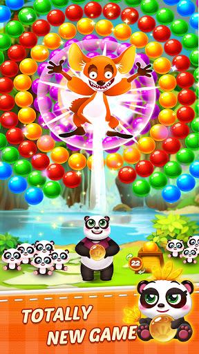 Bubble Shooter Free Panda 6 تصوير الشاشة