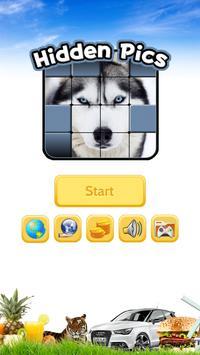 Hidden Pics 1 تصوير الشاشة