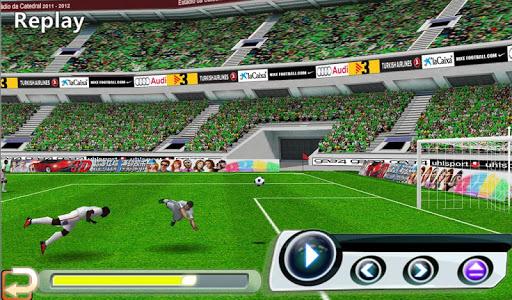 Winner Soccer Evolution 11 تصوير الشاشة