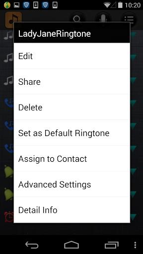 Ringtone Maker - MP3 Cutter 6 تصوير الشاشة