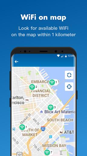 WeShare: Share WiFi Worldwide freely screenshot 3