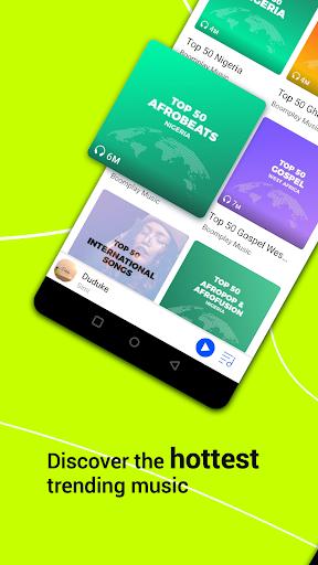 Boomplay:Stream & Download Trending Music for Free 2 تصوير الشاشة