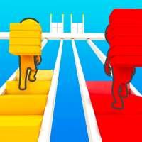 Bridge Race on 9Apps