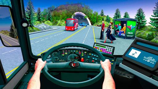 Modern Bus Simulator New Parking Games – Bus Games screenshot 5