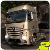 EURO SPEED TRUCK SIMULATOR 2 on 9Apps