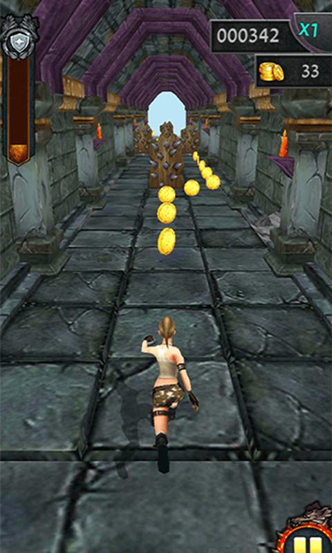 Temple Princess Run 3D screenshot 4