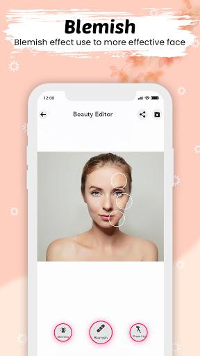 You face Makeup photo editor screenshot 7