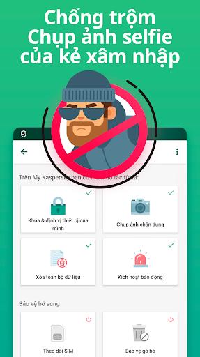 Kaspersky Mobile Antivirus: AppLock & Web Security screenshot 4