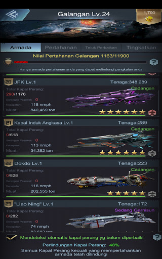 Battle Warship:Naval Empire screenshot 15
