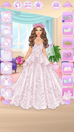 Model Wedding - Girls Games screenshot 7