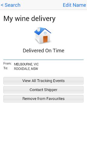 IFS SmartFreight Tracker screenshot 2