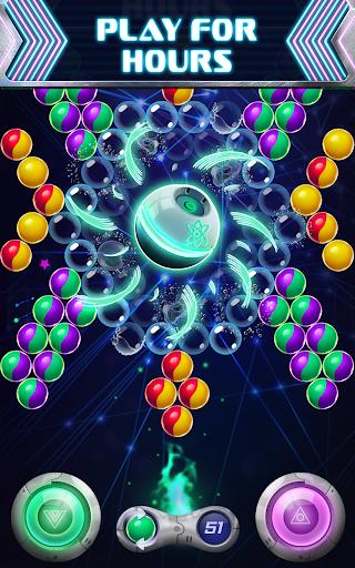 Bubble Heroes Galaxy screenshot 4