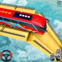Superhero Bus Stunt GT Racing: Mega Ramp Bus Games on APKTom
