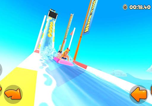 Uphill Rush Water Park Racing 5 تصوير الشاشة