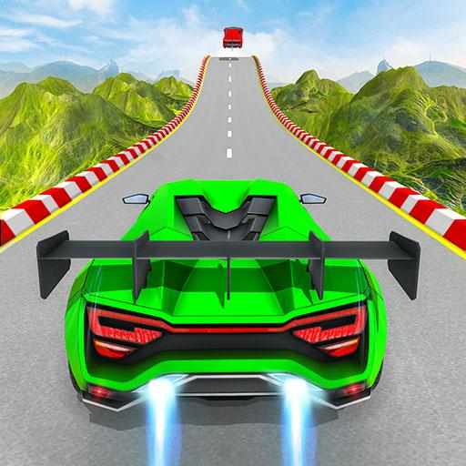 Ramp Car Stunts Racing: Mega Ramp Car Games 2020 icon