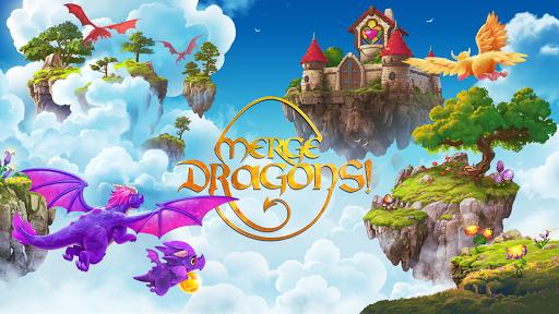 Merge Dragons! 6 تصوير الشاشة