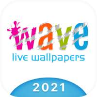 Live Wallpapers 4k & HD Backgrounds by WAVE on 9Apps