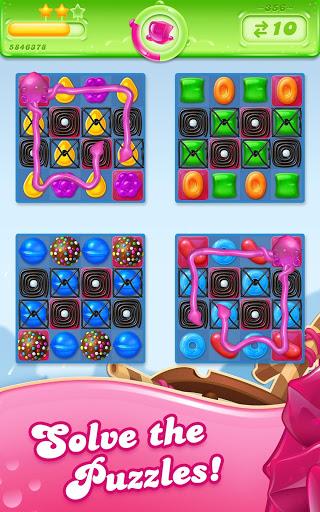 Candy Crush Jelly Saga 13 تصوير الشاشة