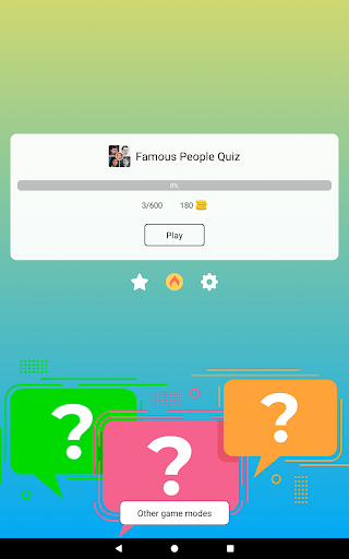 Guess Famous People — Quiz and Game 21 تصوير الشاشة