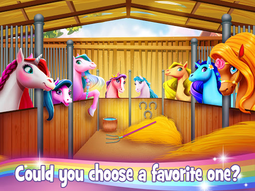 Tooth Fairy Horse - Caring Pony Beauty Adventure screenshot 13
