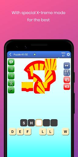 Picture Quiz: Logos 6 تصوير الشاشة