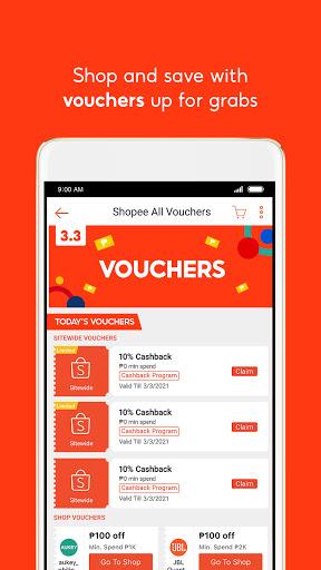 Shopee 3.3 Mega Shopping Sale screenshot 7