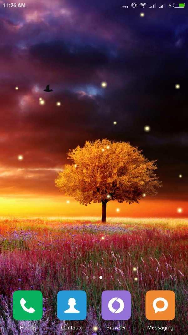 Awesome-Land Live wallpaper HD : Grow more trees screenshot 4