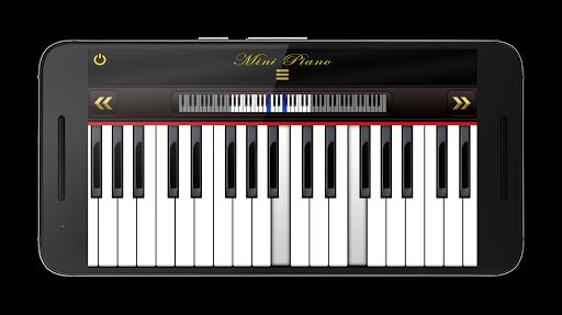 Mini Piano ® 1 تصوير الشاشة