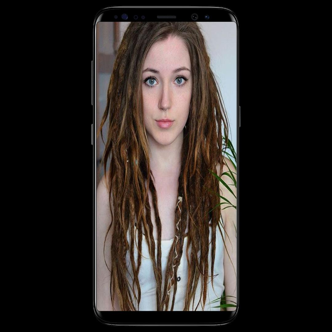 Dreadlocks hairstyles screenshot 4