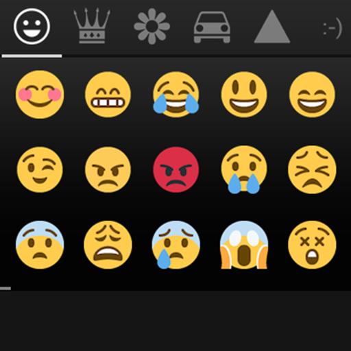 Emoji Keyboard - Color Emoji أيقونة