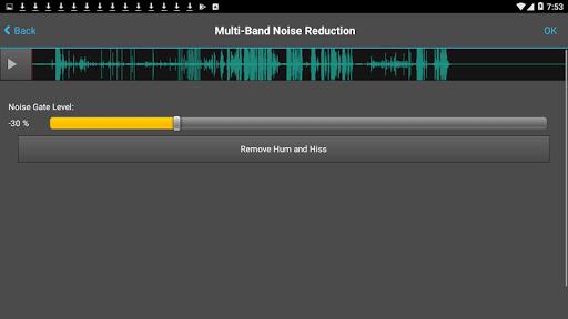 WavePad Audio Editor Free screenshot 2
