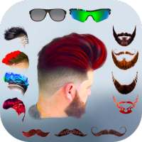 Hairy - Men Hairstyles Beard & Boys Photo Editor on APKTom