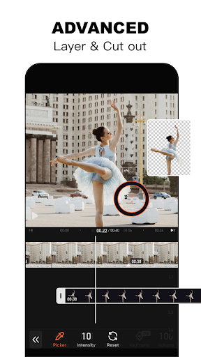 Video Editor&Maker - VivaVideo स्क्रीनशॉट 7