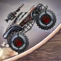 Zombie Hill Racing - Earn To Climb: Zombie Games on 9Apps
