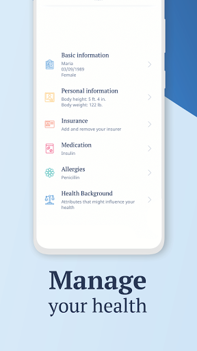 Ada – check your health screenshot 7